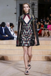 Valentino Couture Fall Winter 2015 Fashion Show in Paris