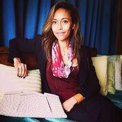 Gabriella Wimmer, Luxury Handbag Designer.