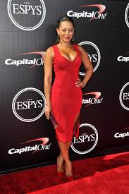 Mel B carrying the 'Contessa' clutch at the 2015 Espys