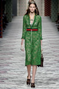 Gucci: Ready to Wear Spring 2016