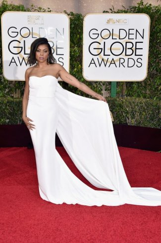 Taraji in Stella McCartney
